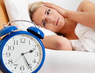 Søvnproblemer